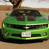 5th gen Synergy Green 2011 Chevrolet Camaro 2LT RS For Sale