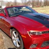 5th gen red 2014 2SS Chevrolet Camaro convertible For Sale