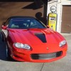 2002 Chevrolet Camaro SS low miles convertible For Sale