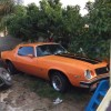 2nd gen 1974 Chevrolet Camaro w/ rebuilt engine For Sale