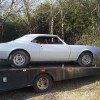 Classic 1968 Chevrolet Camaro coupe project car [SOLD]