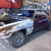 Classic 1969 Chevrolet Camaro restoration project For Sale