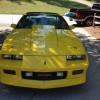 3rd gen yellow 1984 Chevrolet Camaro Iroc-Z copy For Sale