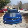 5th gen blue 2010 Chevrolet Camaro V6 automatic For Sale