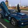 Aqua Blue Metallic 2010 Chevrolet Camaro SS 500 RWHP For Sale