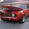 Classic 1st gen 1969 Chevrolet Camaro Z28 w/ 383 For Sale