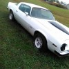 2nd gen classic 1977 Chevrolet Camaro w/ 406 engine For Sale