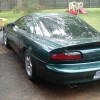 4th gen 1996 SS Chevrolet Camaro 6spd manual For Sale