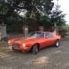 Classic 2nd gen 1972 Chevrolet Camaro Z28 clone V8 For Sale