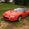 4th gen Hugger Orange 1999 Chevrolet Camaro Z28 [SOLD]