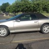 4th gen 2002 Chevrolet Camaro convertible 3.8L V6 For Sale