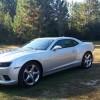 5th gen 2014 Chevrolet Camaro SS 6.2L V8 low miles For Sale