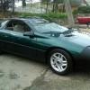 4th generation green 1996 Chevrolet Camaro V6 5spd For Sale