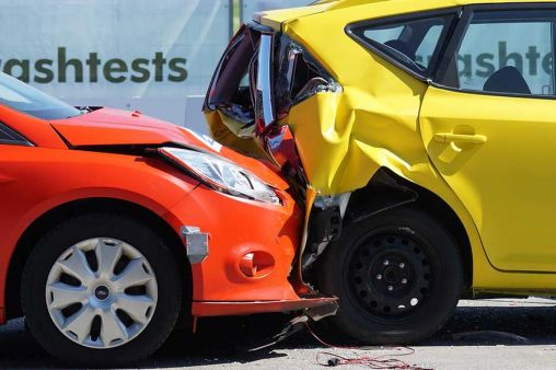 So You've Had A Car Crash – Here's What You Need To Do