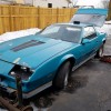 3rd generation blue 1984 Chevrolet Camaro Z28 For Sale