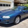 4th gen blue 2000 Chevrolet Camaro Z28 6spd LS1 For Sale