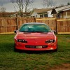 4th generation red 1994 Chevrolet Camaro Z28 For Sale