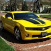 5th gen yellow 2010 Chevrolet Camaro SS/2SS 6spd For Sale