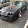 3rd generation dark gray 1992 Chevrolet Camaro RS For Sale