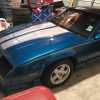 3rd generation 1991 Chevrolet Camaro Rally Sport For Sale