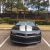 5th gen gray 2015 Chevrolet Camaro 1LT V6 automatic For Sale
