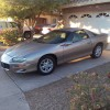 4th generation 2000 B4C Chevrolet Camaro automatic For Sale