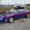2nd generation 1979 Chevrolet Camaro drag car For Sale