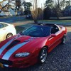 2002 Chevrolet Camaro 35th Anniversary SS T-Tops For Sale