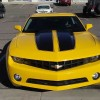 Yellow 2012 Chevrolet Camaro LT1 6spd automatic For Sale