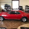 1st generation red 1968 Chevrolet Camaro 4spd For Sale