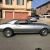 1st gen classic 1967 Chevrolet Camaro automatic For Sale