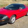4th gen red 1994 Chevrolet Camaro Z28 6spd manual For Sale