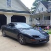 4th gen 1997 Chevrolet Camaro Z28 LT1 automatic For Sale