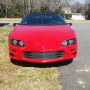 4th gen red 2001 Chevrolet Camaro convertible [SOLD]