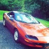 4th generation 1994 Chevrolet Camaro Z28 For Sale
