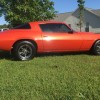2nd gen classic 1976 Chevrolet Camaro automatic For Sale