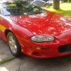 4th gen 2000 Chevrolet Camaro Z28 automatic LS1 For Sale