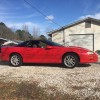 4th generation red 2000 Chevrolet Camaro SS T-top For Sale