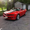 5th gen red 2011 Chevrolet Camaro 2SS 6spd manual For Sale