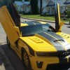 Yellow 2011 Chevrolet Camaro SS V8 automatic For Sale