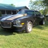 2nd gen 1972 Chevrolet Camaro Z28 350 automatic For Sale