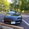 4th gen black 1996 Chevrolet Camaro 6spd manual V8 For Sale