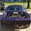 1st generation purple 1967 Chevrolet Camaro For Sale