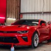 6th gen red 2017 Chevrolet Camaro 1SS 6spd manual For Sale