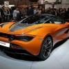McLaren Dealership with 720s Spider