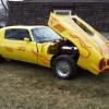 2nd gen yellow 1978 Chevrolet Camaro Z28 race car For Sale
