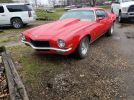 2nd generation red 1973 Chevrolet Camaro 383 V8 For Sale