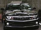 5th gen black 2010 Chevrolet Camaro SS 6spd manual For Sale