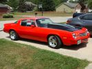 2nd gen red 1979 Chevrolet Camaro LS1 4spd auto For Sale