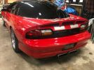 4th gen red 2000 Chevrolet Camaro automatic turbo For Sale